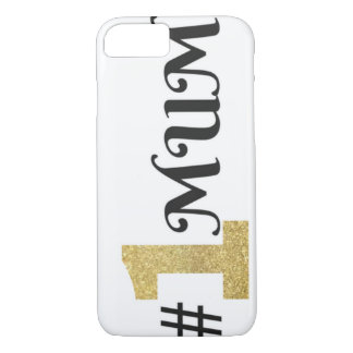 Number one mum iPhone 8/7 case