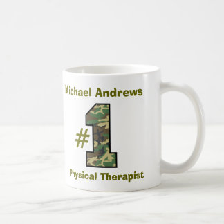 Number One Physical Therapist V5q Coffee Mug