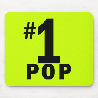 Number One Pop Products Mouse Pads