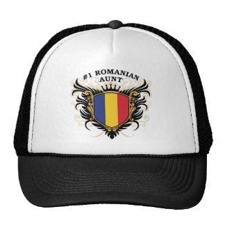 Number One Romanian Aunt Hats