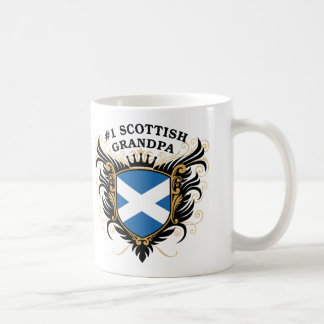 Number One Scottish Grandpa Coffee Mug