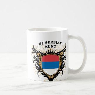 Number One Serbian Aunt Coffee Mug