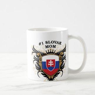 Number One Slovak Mom Coffee Mug