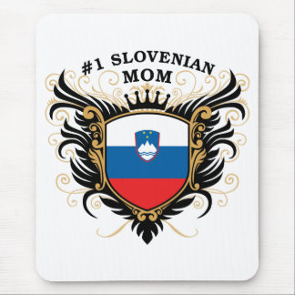 Number One Slovenian Mom Mouse Pad
