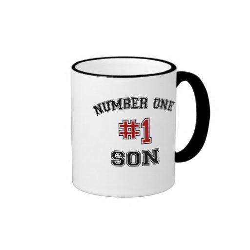 Number One Son Coffee Mug