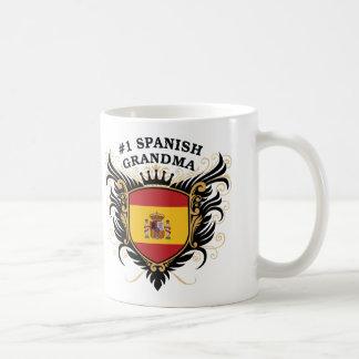 Number One Spanish Grandma Mugs