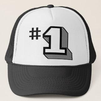 Number One Trucker Hat