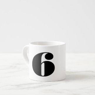 Number Six Espresso Cup