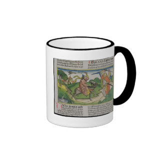 Numbers 22 20-35 Balaam's talking ass, from the 'N Mugs