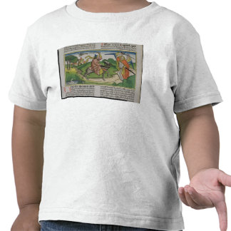 Numbers 22 20-35 Balaam's talking ass, from the 'N Tee Shirts