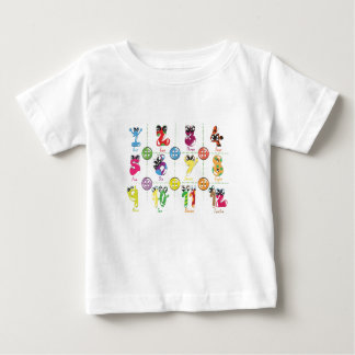 Numbers Baby T-Shirt