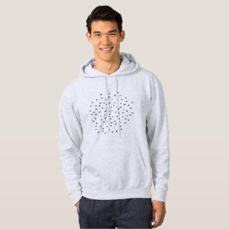 Numbers (+black/s) / Hooded sweatshirt