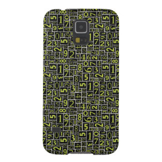 Numbers Galaxy S5 Case