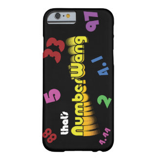 NumberWang iPhone 6 case
