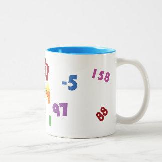 Numberwang Mug