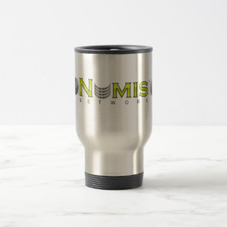 Numis Network Steel Travel Mug