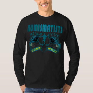 Funny Coin Collecting T-Shirts & Shirt Designs   Zazzle