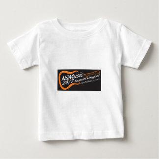 NuMusic247.com Merchandise / Black Logo Tshirts