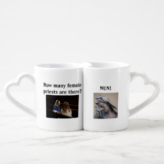 Nun Pun Mug