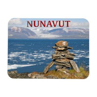 Nunavut, Canada Magnet