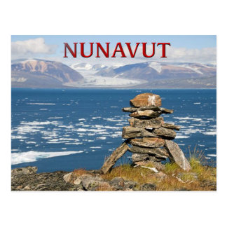 Nunavut, Canada Postcard