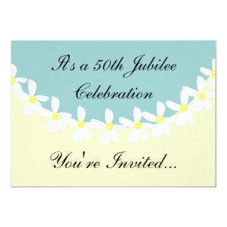 Nuns 50th Jubilee Celebration Invitations
