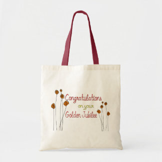 Nuns Golden Jubilee (50th Anniversary) Gifts Tote Bag