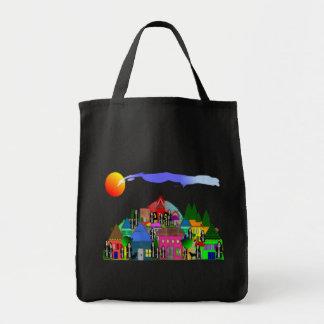 """Nuns of the Village""  Catholic Nun Art Gifts Bag"