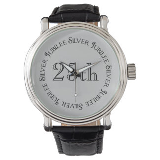 Nuns Silver Jubilee Watch 25th Jubilee