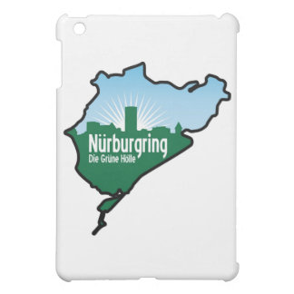 Nurburgring Nordschleife race track, Germany Case For The iPad Mini