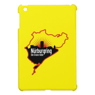 Nurburgring Nordschleife race track, Germany iPad Mini Cover