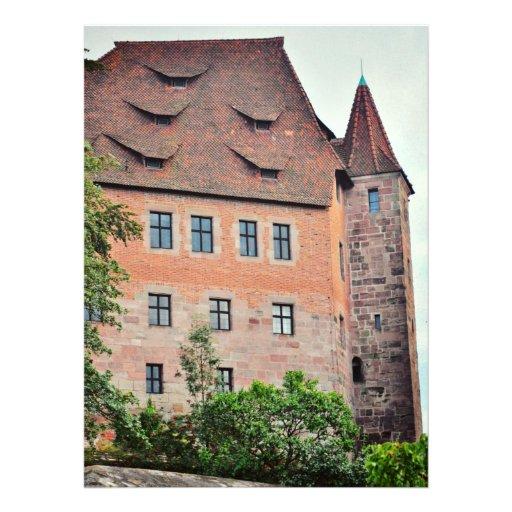 Nuremberg  architecture custom announcements
