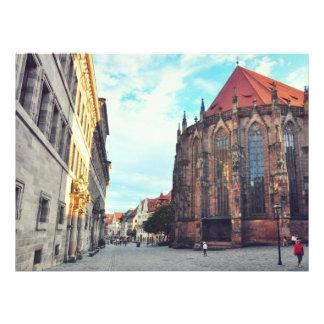 Nuremberg church custom invite