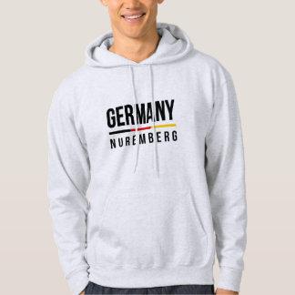 Nuremberg Germany Hoodie