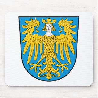Nurnberg Coat of Arms Mousepad
