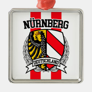 Nürnberg Metal Ornament