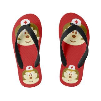 Nurse 鮑 鮑 - Kid Flip Flop