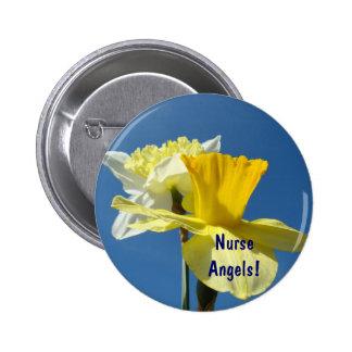 Nurse Angels buttons Nurse s Week Celebrations