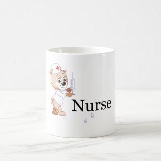 Nurse Bear Mugs