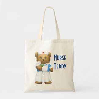 Nurse Bear - Teddy Bear Bags