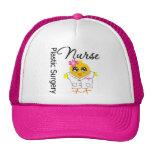 Nurse Chick v2 Plastic Surgery Nurse Cap