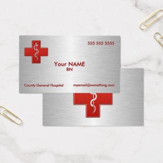 Nurse Deluxe Business Card