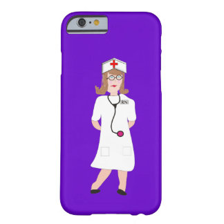 Nurse Design iPhone 6 case Barely There Case Barely There iPhone 6 Case