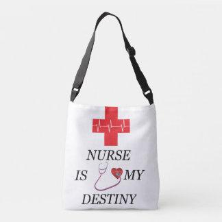 Nurse Destiny Crossbody Bag