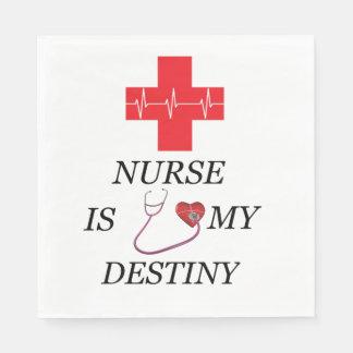 Nurse Destiny Disposable Serviettes