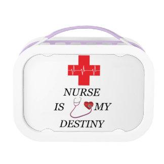 Nurse Destiny Lunchboxes
