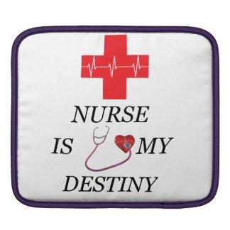 Nurse Destiny Sleeve For iPads