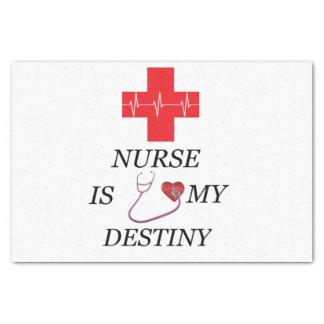Nurse Destiny Tissue Paper