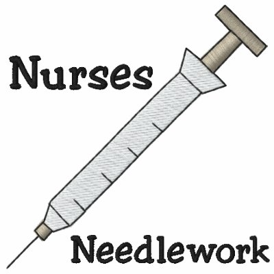 Nurse Embroidered Shirt