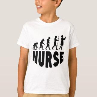 Nurse Evolution T-Shirt